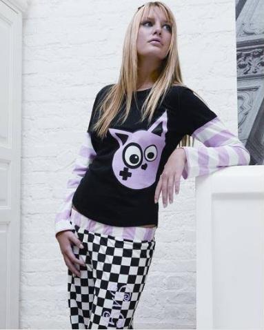 pijama örnekleri 2011 pijamalar trend pijamalar