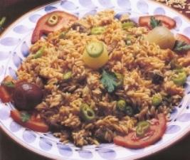 Pirinçli Yahni