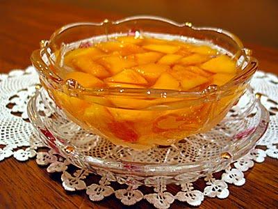 Portakal Hoşafı Komposto