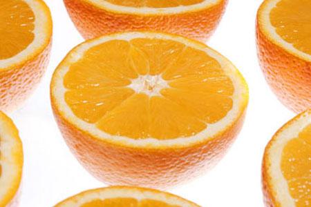 saçlarınız yağlıysa çare portakalda