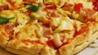 Roma Usulü Pizza