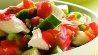 Salatalıklı Surimi
