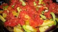 Sebze Kızartması
