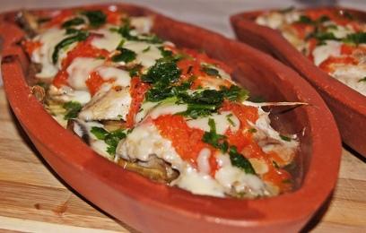 Sebzeli Balık Güveç