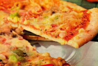 sebzeli kış pizza