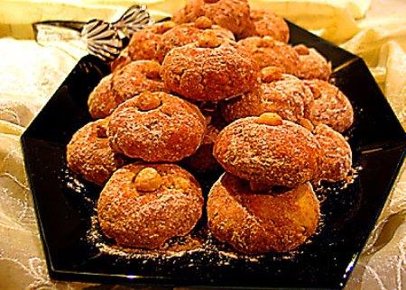 tarcınlı portakallı kurabiye