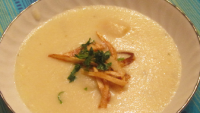 Tarçınlı İrmik Çorbası