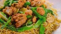 Tavuklu Noodle Chow Main
