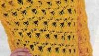 Uzun Kollu Sari File Tunik Modeli
