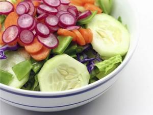 Vejeteryen Salata