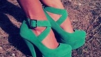 Harika Topuklu Ayakkabılar