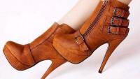 Yeni Sezon Bilekte Ayakkabı Modelleri
