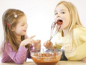 Çocuklarda yanlış beslenme