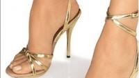 Bayan Gece Ayakkabı Modelleri
