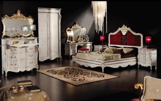 En Lüks Yatak Odası Modeli