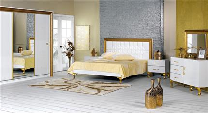yeni sezon merinos yatak odası takımları