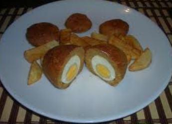 Yumurtalı Köfte