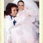 zeynep degirmencioglu ile eşi düğün fotoğrafı